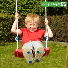 Jungle Gym Swing Seat Kit in rot